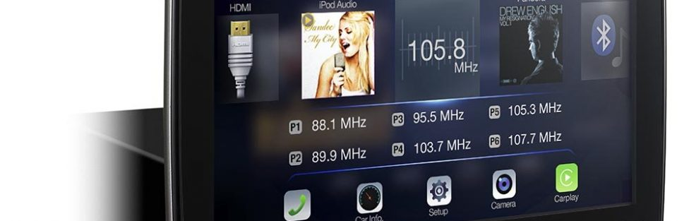 Alpine iLX-F309 Halo9 9-Inch Receiver – The Next Generation of Head Units?